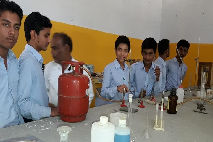 Takshshila Public Model High School-Science Labs