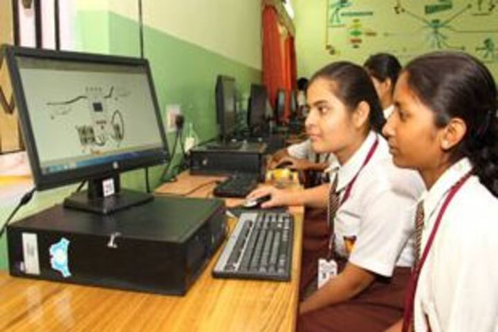 The Aditya Birla Public School-Computer Lab