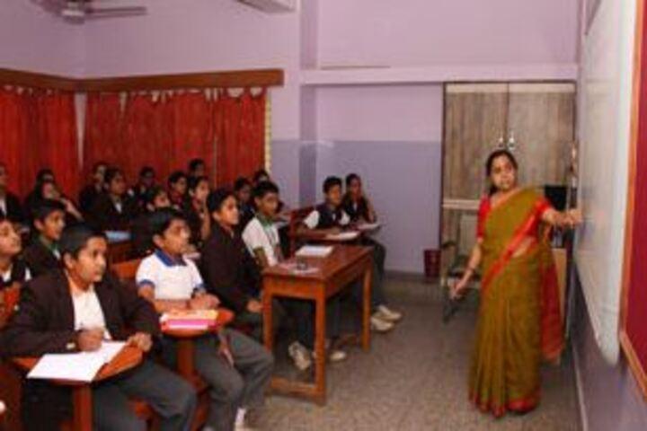 The Aditya Birla Public School-ICT Class