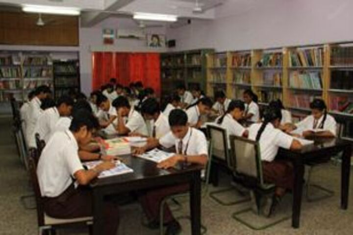 The Aditya Birla Public School-Library