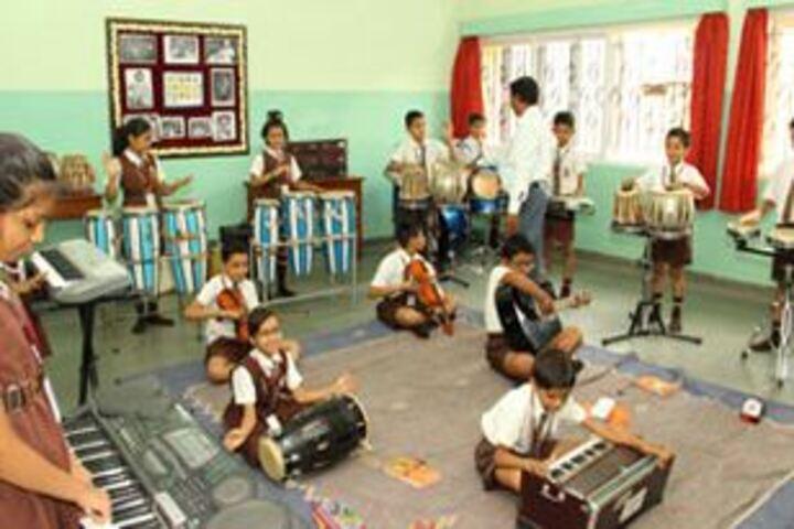 The Aditya Birla Public School-Music