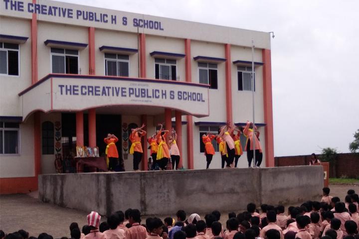 The Creative Public Higher Secondary School-Event