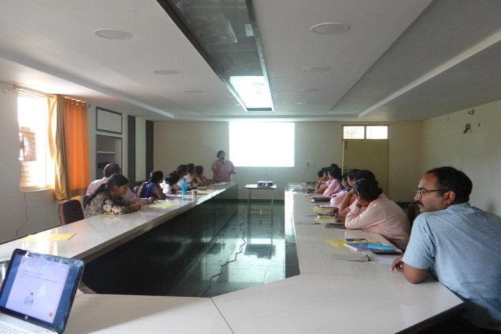 The Manvendra Global School-A V Room