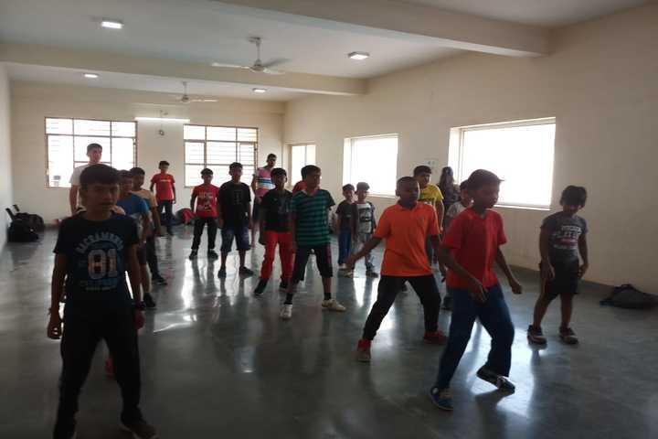The Manvendra Global School-Dance Room