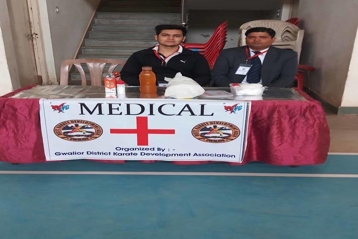 The Manvendra Global School-Health Checkup