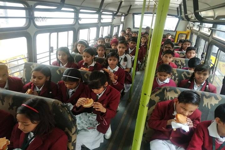 The Manvendra Global School-Transport
