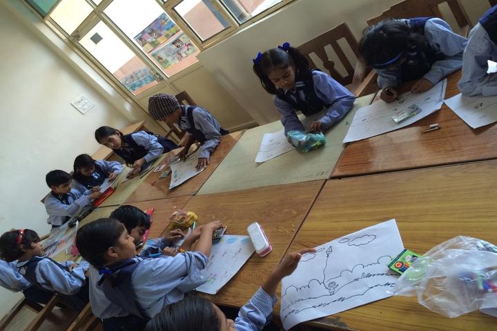 The Pacific International Public School-Activity Room