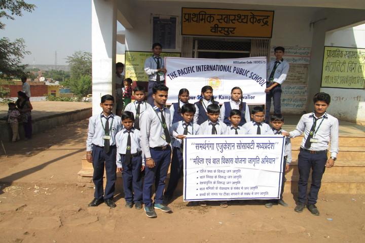 The Pacific International Public School-Awareness programme