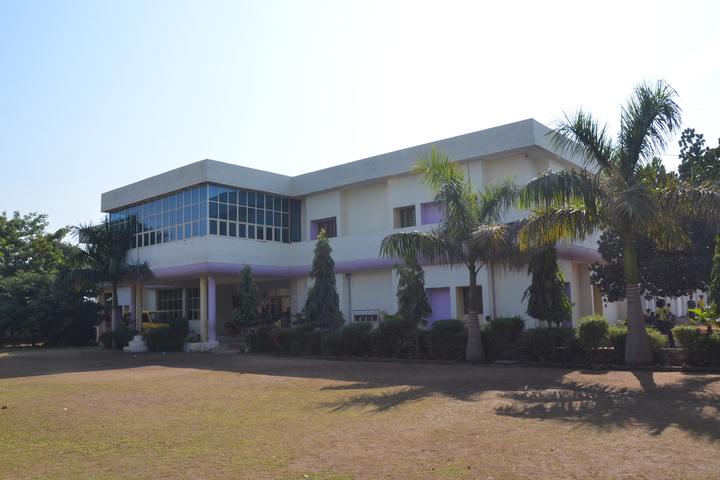 The Pacific International Public School-Campus View