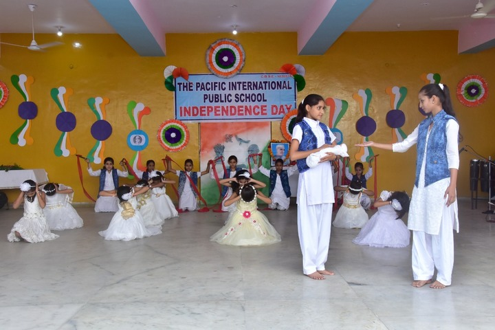 The Pacific International Public School-Drama2