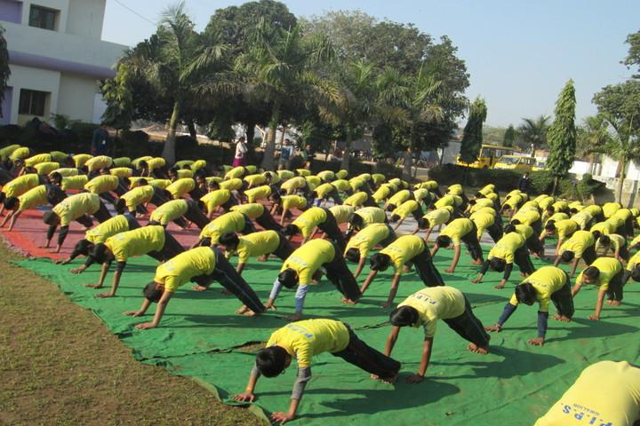 The Pacific International Public School-Yoga