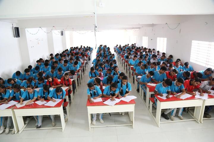 The Sardana International School-Classroom
