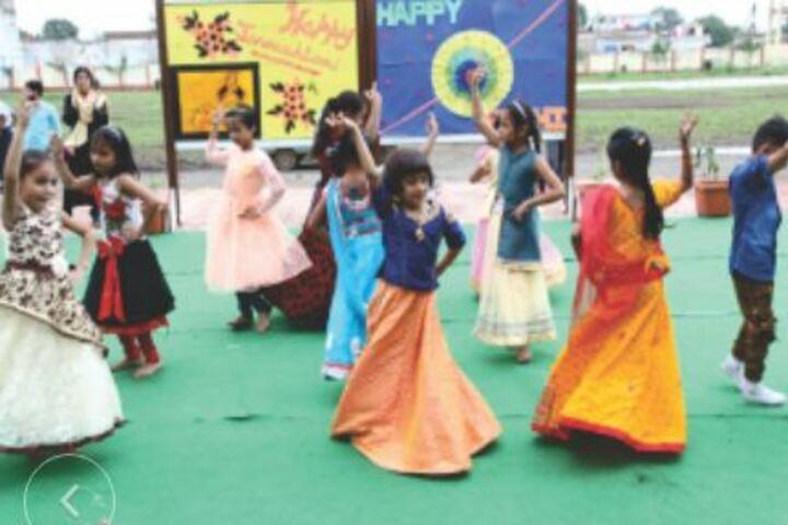 The Sardana International School-Cultural Fest
