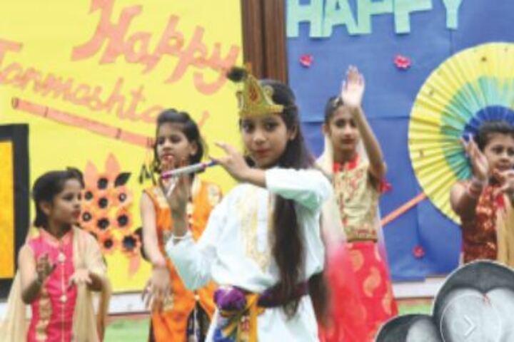 The Sardana International School-Festival Celebrations