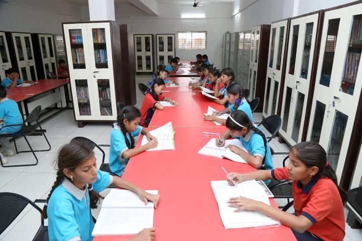 The Sardana International School-Library