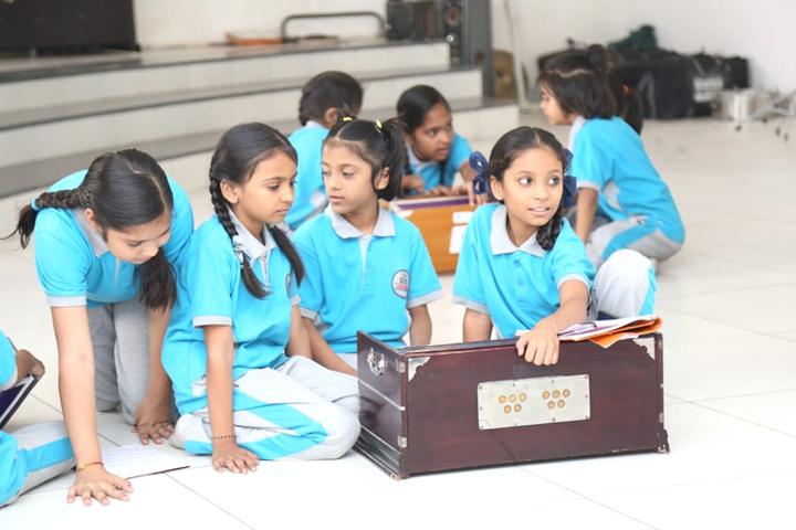 The Sardana International School-Music Room