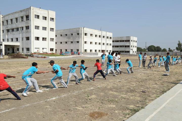 The Sardana International School-Sports