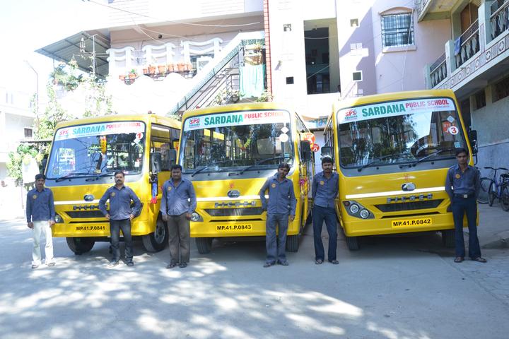The Sardana International School-Transport