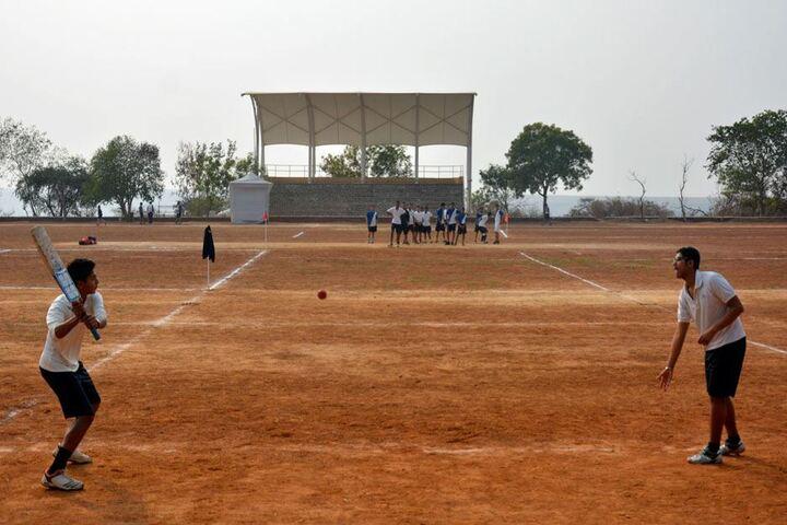 The Scindia School-Ground