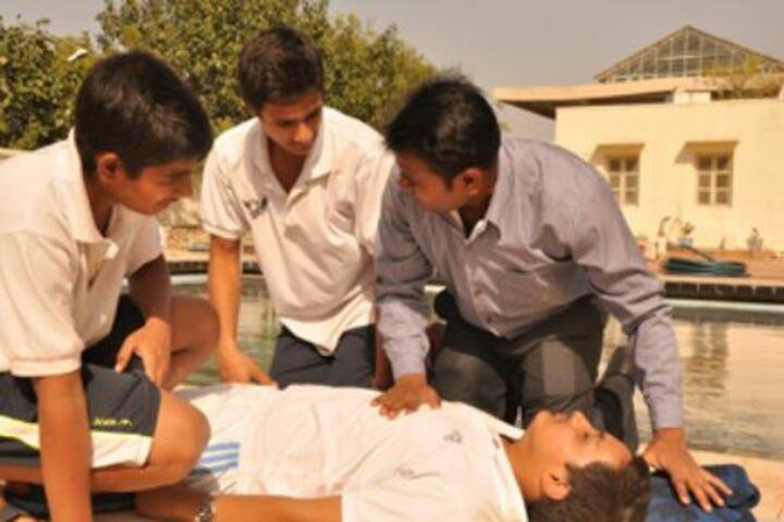The Scindia School-RLSS