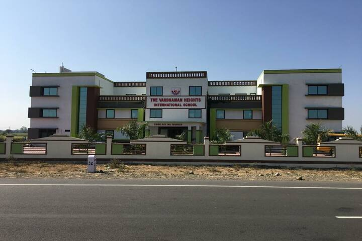 The Vardhaman Heights International School-Campus View