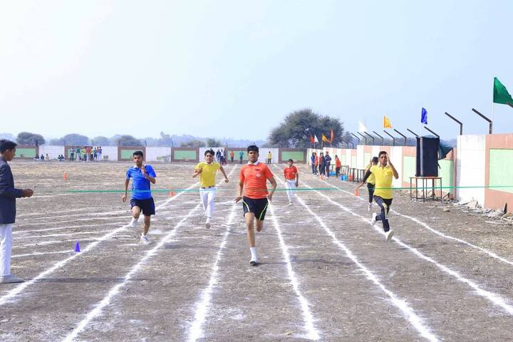 The Vardhaman Heights International School-Sports Day