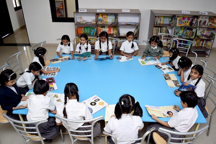 Vatsalaya Public School - Activity Class