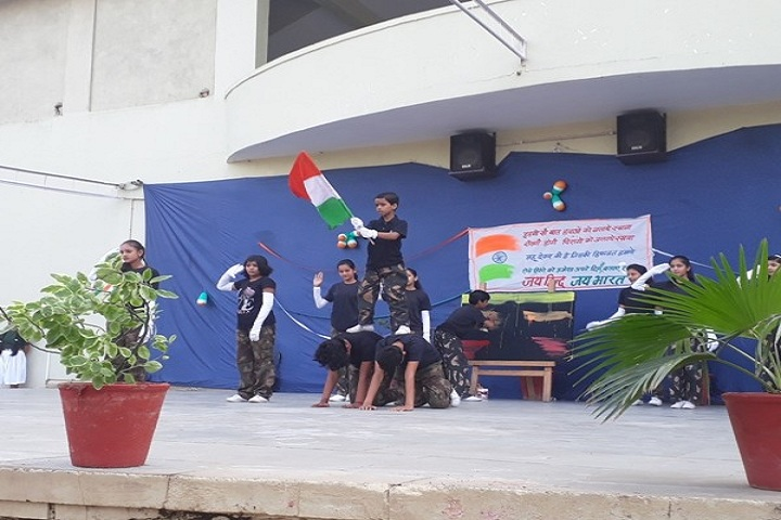 Vatsalaya Public School - Independence Day