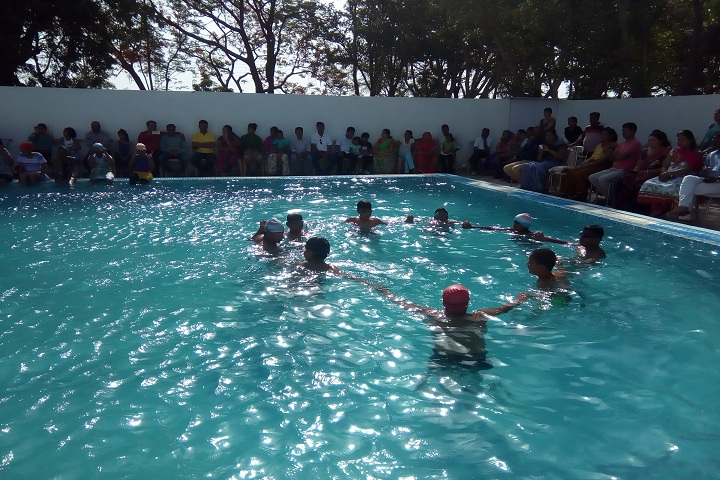 Vatsalaya Public School - Swimming Pool