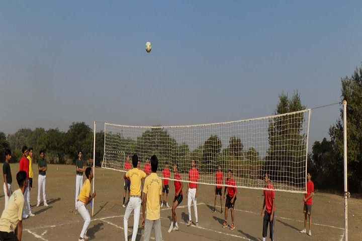Vatsalaya Public School - Volley ball