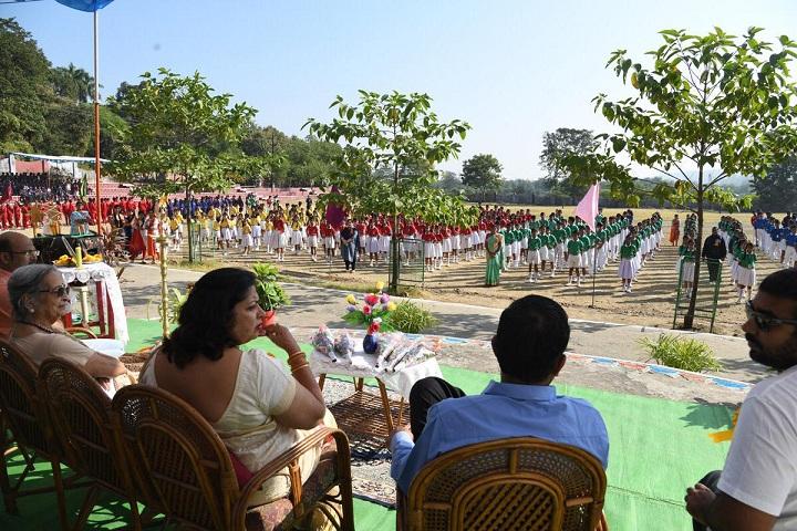 Vatsalya Senior Secondary School-Assembly