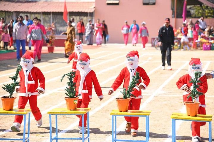 Vatsalya Senior Secondary School-Games