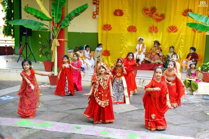 Vatsalya Senior Secondary School-Group Dance