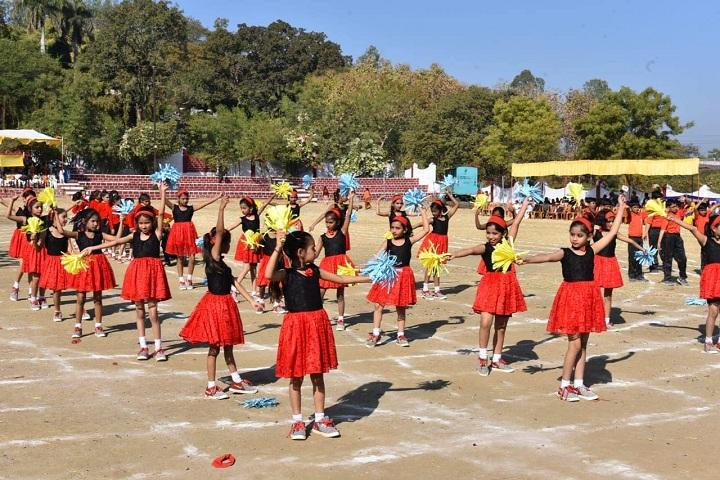 Vatsalya Senior Secondary School-Sports Day Celebration
