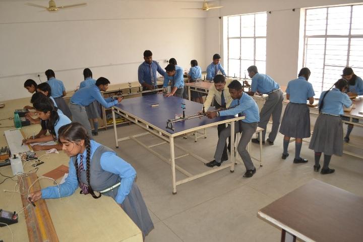 Cambridge Senior Secondary School-Physics Lab