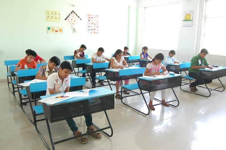 Vidyakunj International School-Classroom