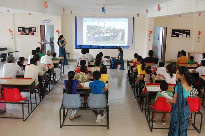 Vidyakunj International School-Smart Classroom