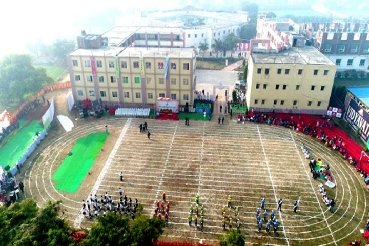 Vidyavati Public Central School-Play Ground