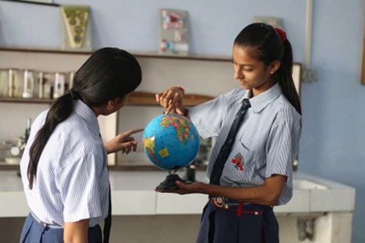 Vidyavati Public Central School-Sociology Lab