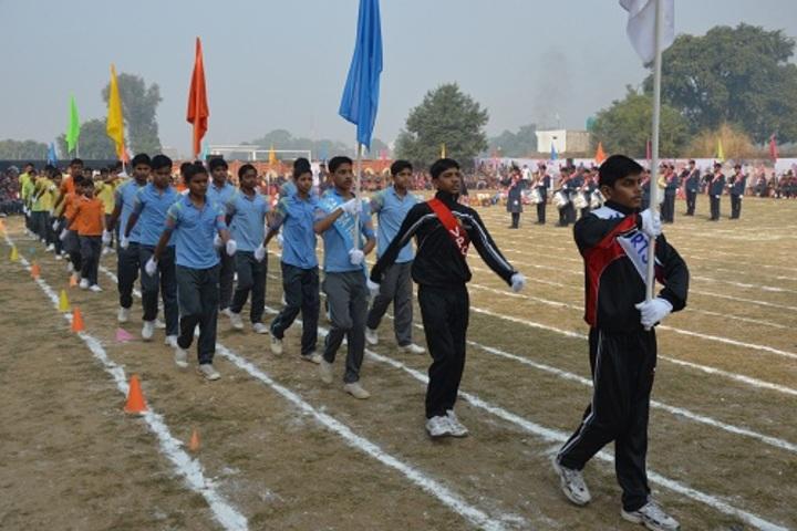 Vidyavati Public Central School-Sports day