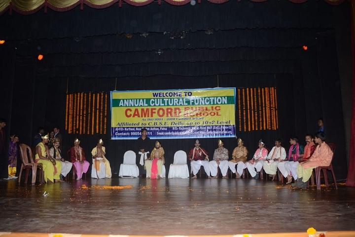 Camford Public School-Activity