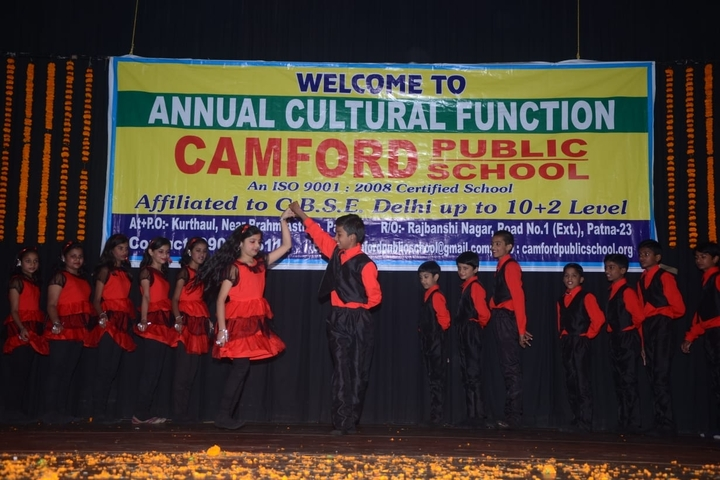 Camford Public School-Annual Day
