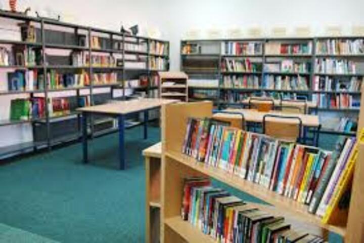 Camford Public School-Library