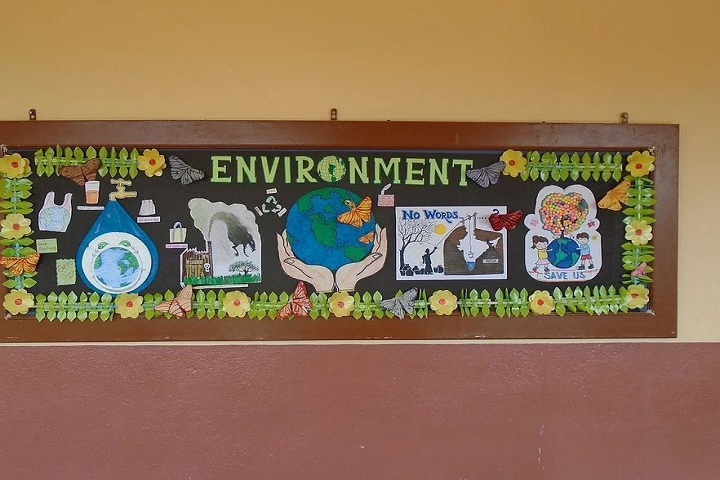 VIMLA CONVENT HIGHER SECONDARY SCHOOL-Environment Day