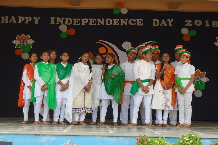 VIMLA CONVENT HIGHER SECONDARY SCHOOL-Independance Day