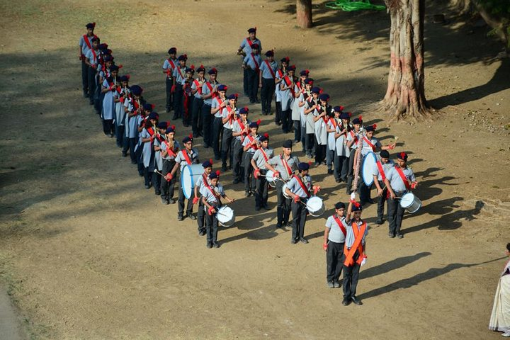 Vindhyachal Academy-Drill