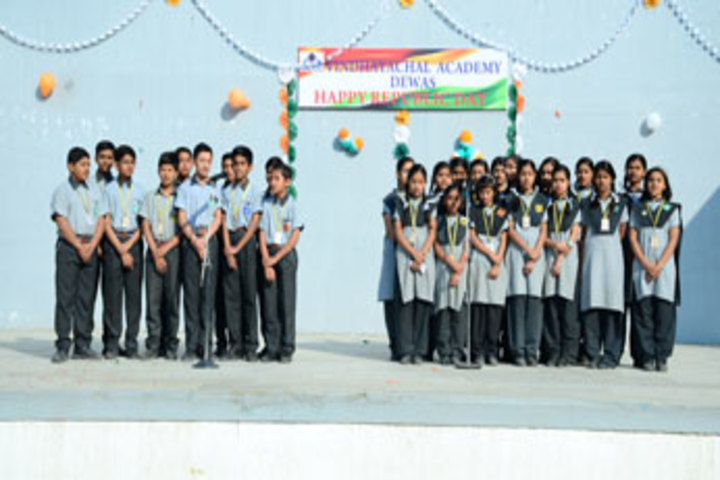 Vindhyachal Academy-Independence Day