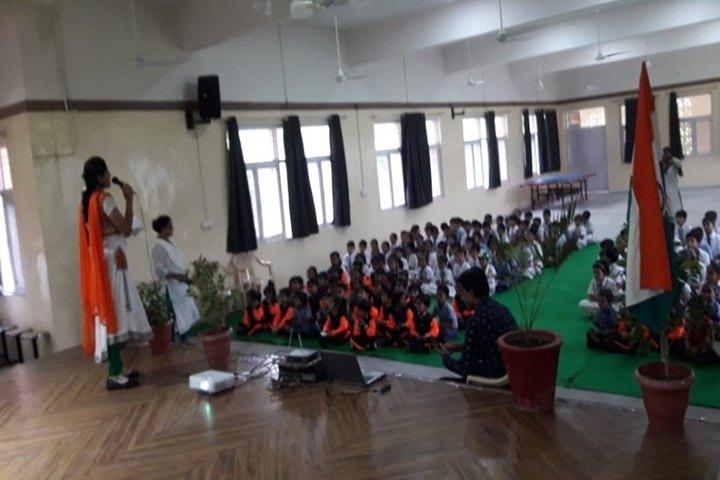 Vivekanand Vidya Vihar-Auditorium