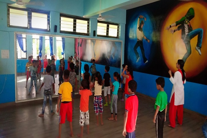 Vivekanand Vidya Vihar-Dance Room