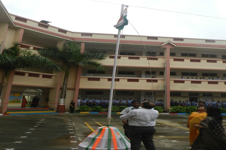 Vivekanand Vidya Vihar-Independence Day